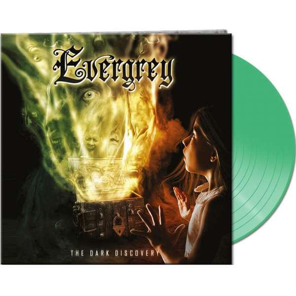 EVERGREY - The Dark Discovery - Ltd. Gtf. Clear Green Vinyl