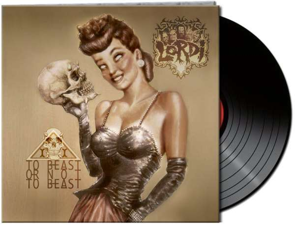 LORDI - To Beast Or Not To Beast (LP)