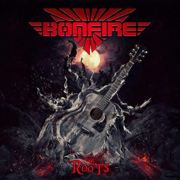 BONFIRE - Roots - 2-CD Jewelcase
