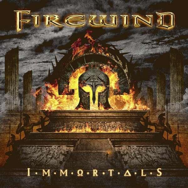 FIREWIND – Immortals (US Import) - CD Digipak