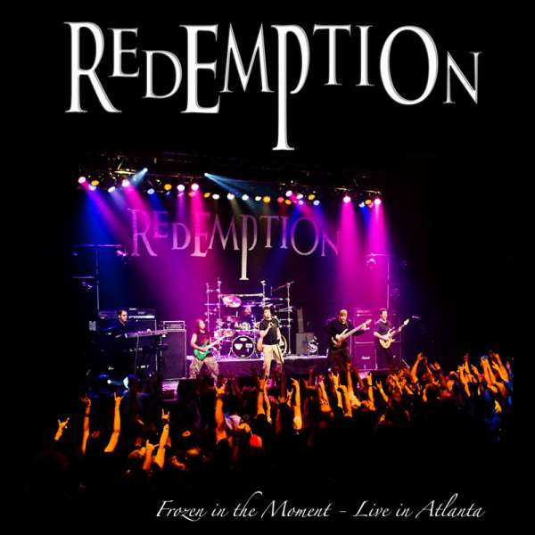 REDEMPTION - Frozen In The Moment - Live In Atlanta (Re-Release) - CD+DVD-Jewelcase