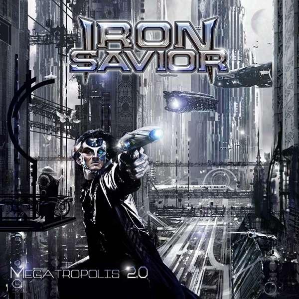 IRON SAVIOR – Megatropolis 2.0 - CD-Jewelcase