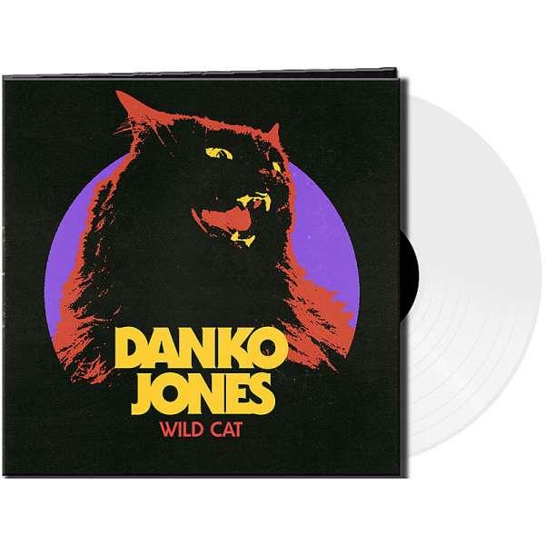 DANKO JONES - Wild Cat - Ltd. Gtf. White Vinyl
