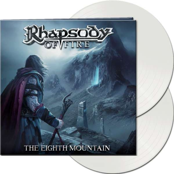 RHAPSODY OF FIRE - The Eighth Mountain - Ltd.Gatefold WHITE 2-LP