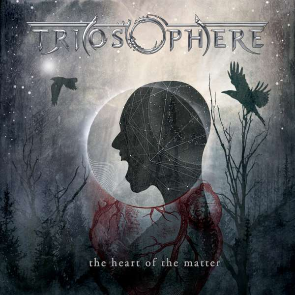 Triosphere - The Heart Of The Matter (CD-Digipak)