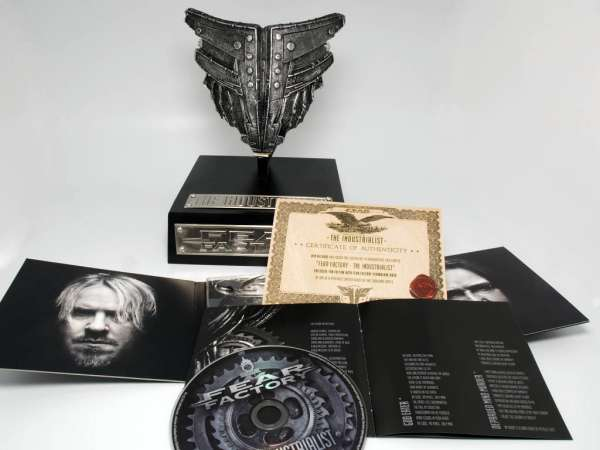 FEAR FACTORY - The Industrialist (Ltd. Fanbox)