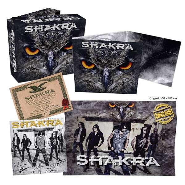 SHAKRA - High Noon - Ltd. Boxset