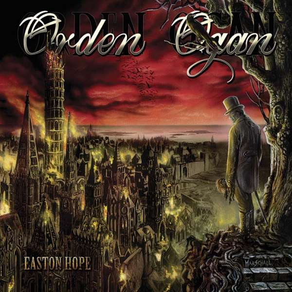 ORDEN OGAN - Easton Hope (Ltd. Digipak)