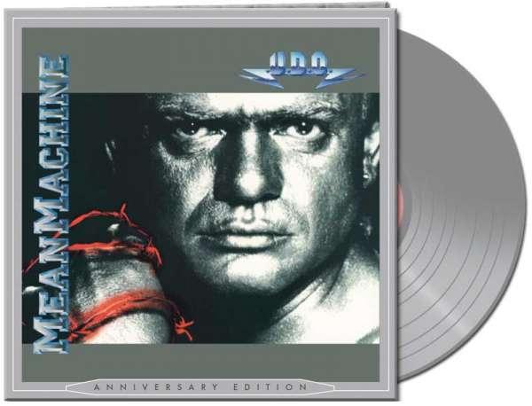 U.D.O. - Mean Machine (LP-grey Vinyl)