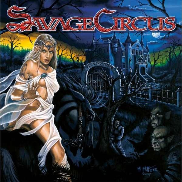 SAVAGE CIRCUS - Dreamland Manor LTD