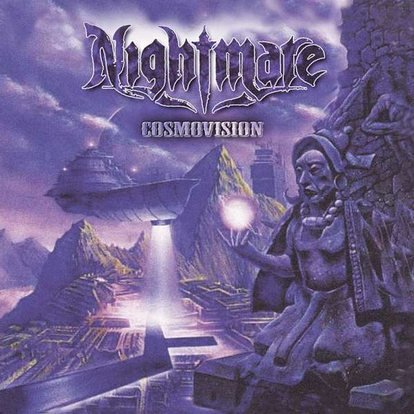 NIGHTMARE - Cosmovision (Re-Release CD)