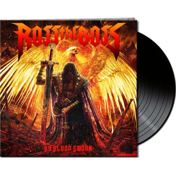 ROSS THE BOSS - By Blood Sworn - Ltd. Gtf. Black Vinyl