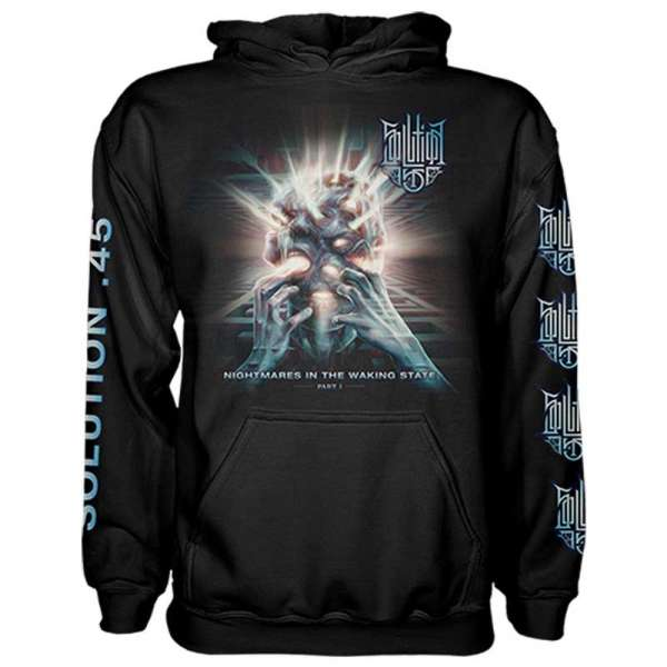 SOLUTION .45 - Nightmares In The Waking State - Part I - Hoodie (Gr. XXL)