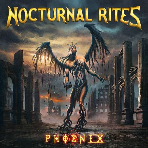 Nocturnal Rites - Phoenix - Ltd. Digipak (incl. Patch)