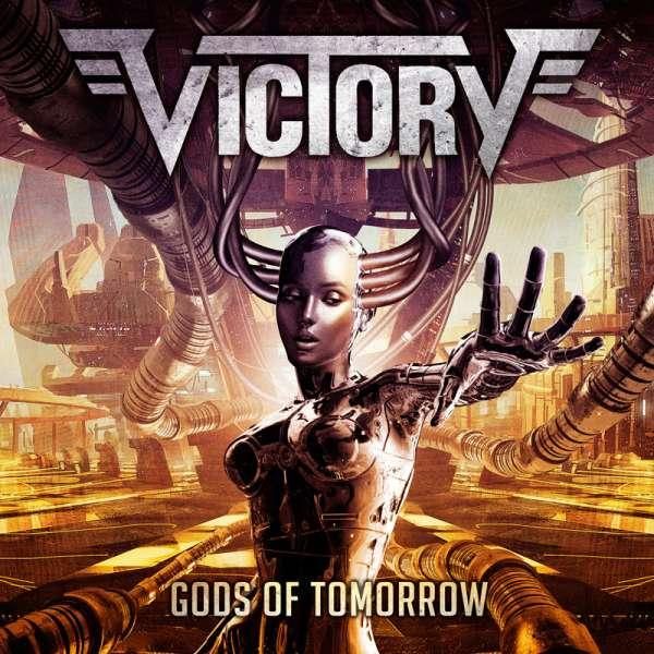 VICTORY - Gods Of Tomorrow - Digipak-CD