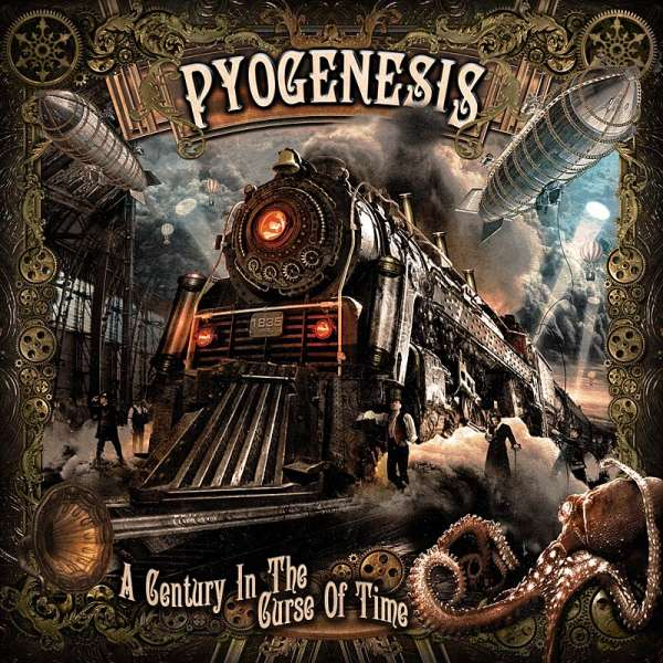 PYOGENESIS - A Century In The Curse Of Time - CD Jewelcase
