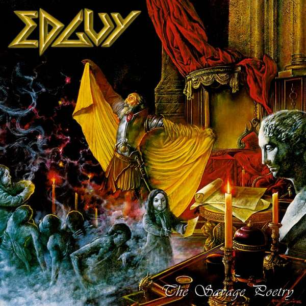 EDGUY - The Savage Poetry