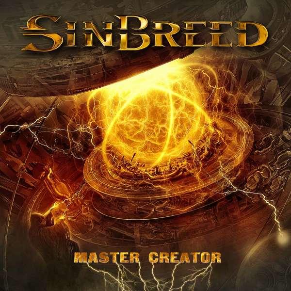 Sinbreed - Master Creator – CD Digipak