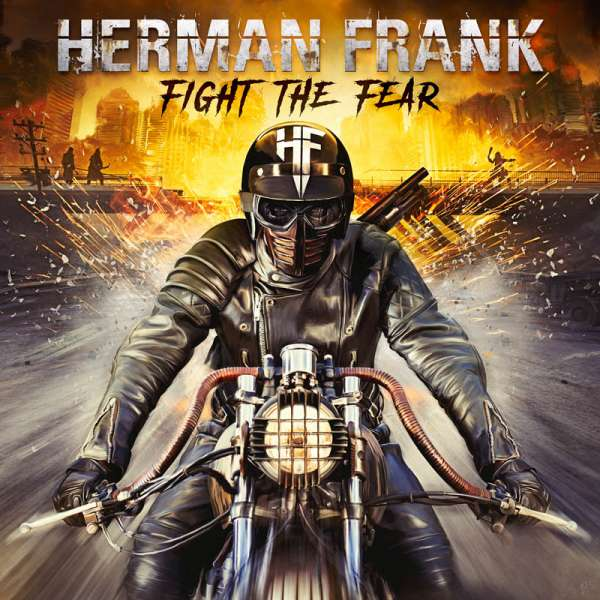 HERMAN FRANK - Fight The Fear - Digipak CD