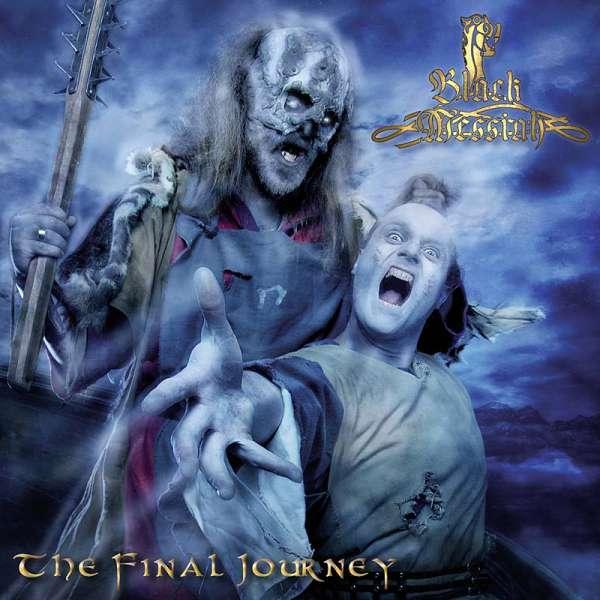 BLACK MESSIAH - The Final Journey (CD/DVD)