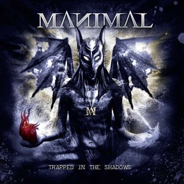 Manimal - Trapped In The Shadows - CD Jewelcase