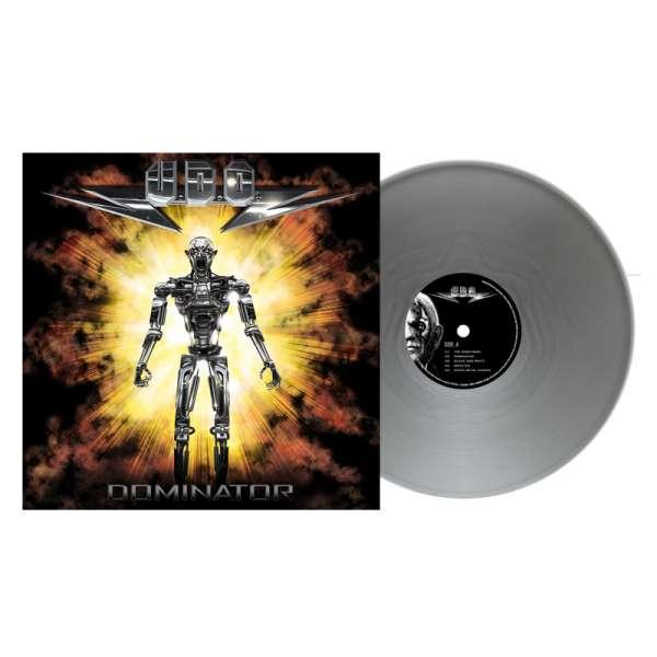 U.D.O. - Dominator - Ltd. Silber Vinyl Re-Release