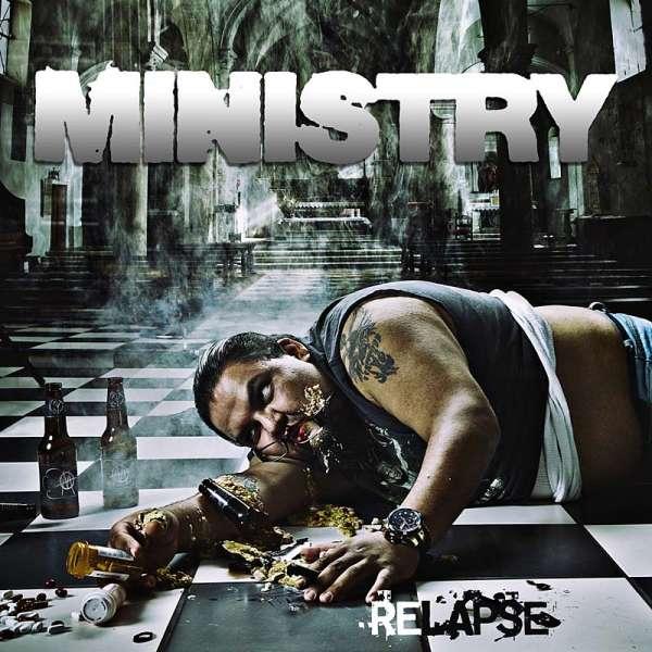 MINISTRY - Relapse (Ltd. Digi)