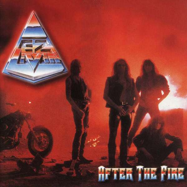 EZ LIVIN' - After The Fire - CD Jewelcase