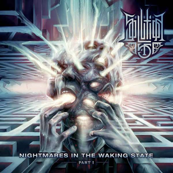 Solution .45 - Nightmares In The Waking State - Part I - CD Jewelcase