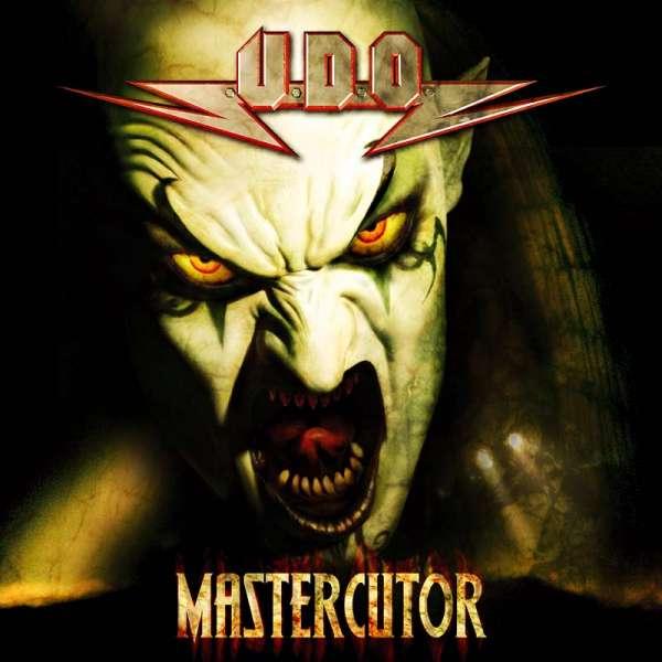 U.D.O. - Mastercutor - CD