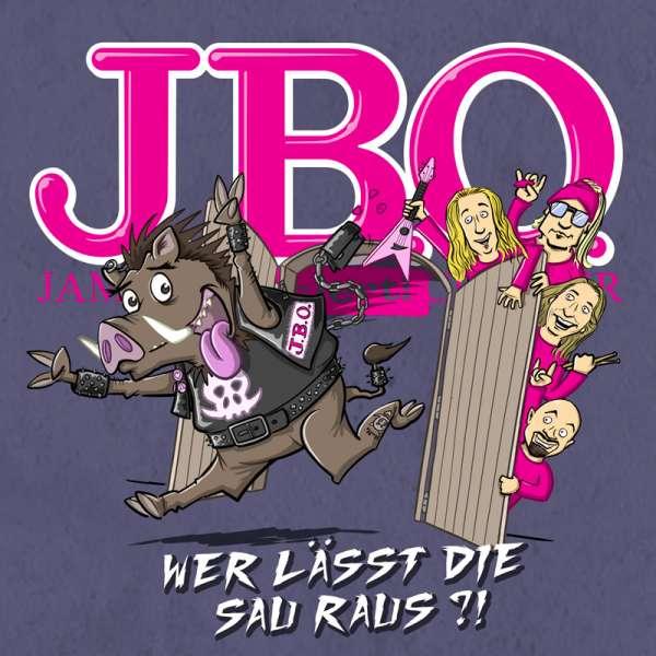 J.B.O. - Wer lässt die Sau raus?! - Digipak CD
