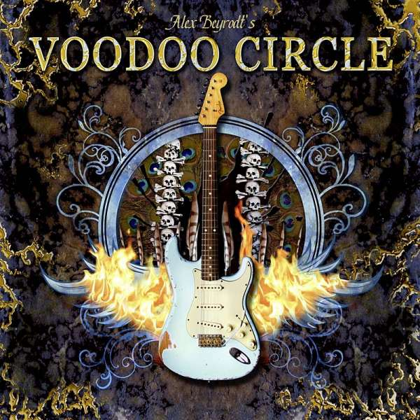 VOODOO CIRCLE - Voodoo Circle - CD