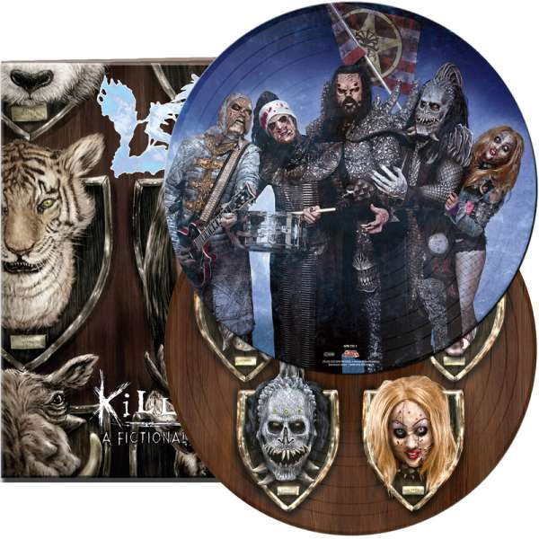 LORDI - Killection - Ltd. Gatefold Picture 2-LP