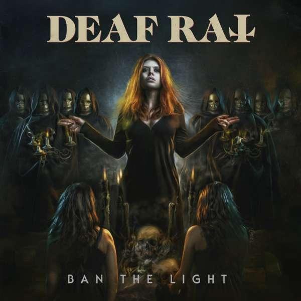DEAF RAT - Ban The Light - CD Jewelcase