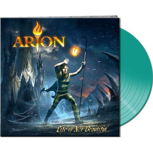 ARION - Life Is Not Beautiful - Ltd. Gatefold PEPPERMINT Vinyl