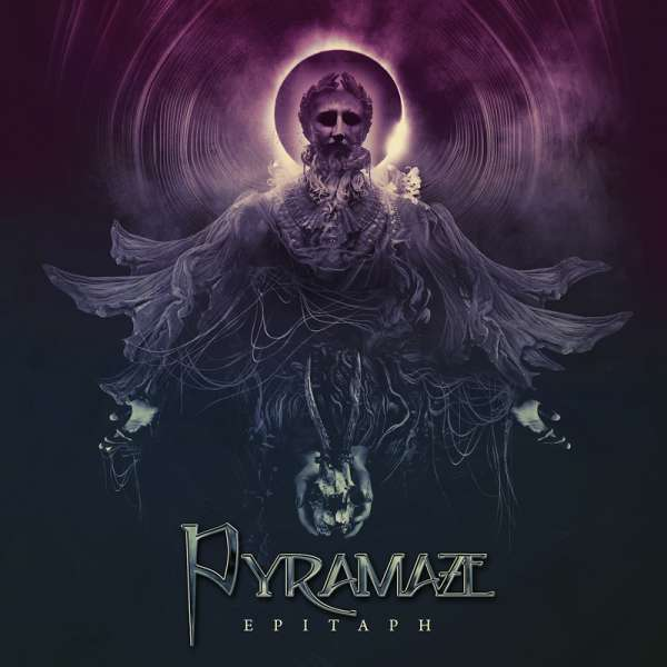 PYRAMAZE - Epitaph - Digipak-CD