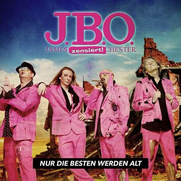 J.B.O. - Nur Die Besten Werden Alt (CD-Jewelcase)