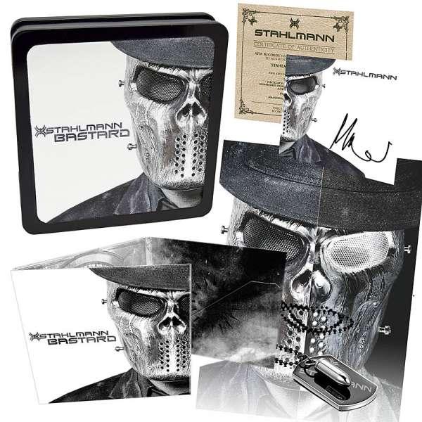 STAHLMANN - Bastard - Ltd. Boxset