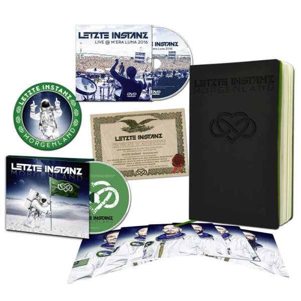 LETZTE INSTANZ - Morgenland - Ltd. Boxset