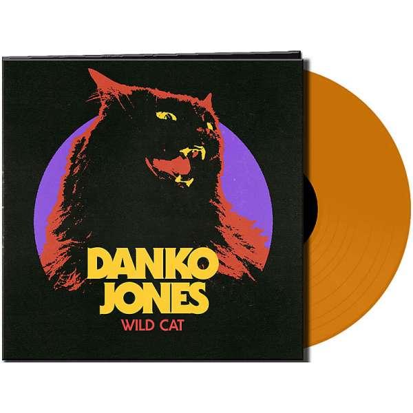 DANKO JONES - Wild Cat - Ltd. Gtf. Orange Vinyl
