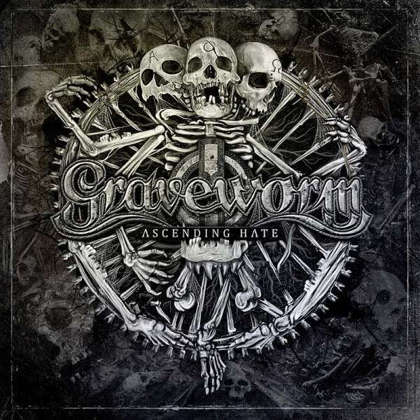 GRAVEWORM - Ascending Hate - Ltd.Digipak