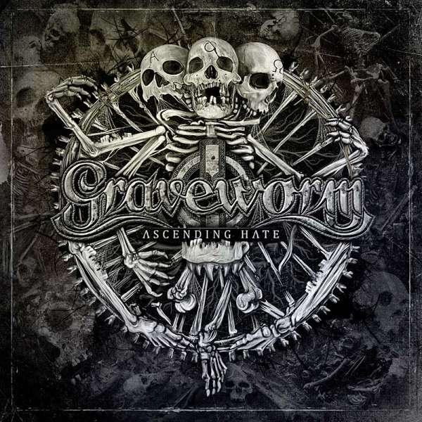 GRAVEWORM - Ascending Hate - Ltd.Digipak