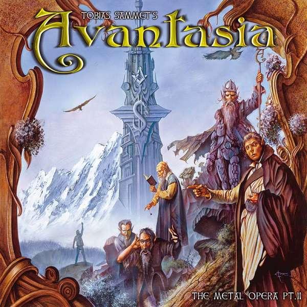 AVANTASIA - The Metal Opera Pt. II