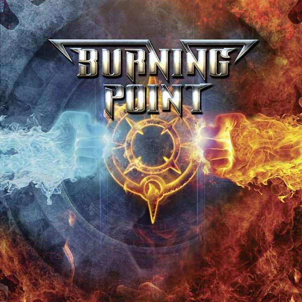 Burning Point - Burning Point - CD Jewelcase