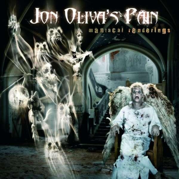 JON OLIVA'S PAIN - Maniacal Renderings - 2-Vinyl Schwarz