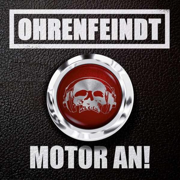 OHRENFEINDT - Motor An! - Gtf. Black Vinyl