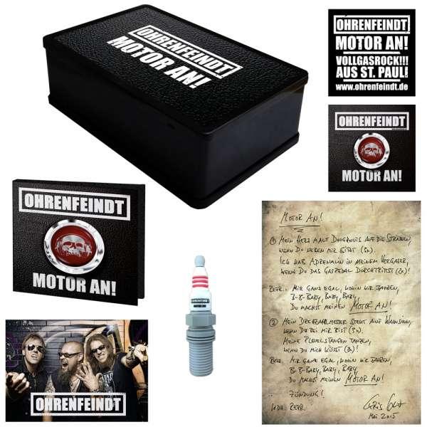 OHRENFEINDT - Motor An! - Ltd. Fanbox