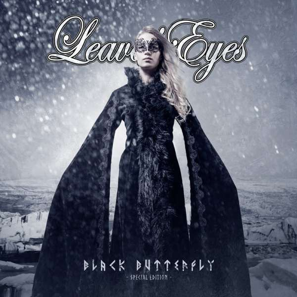 LEAVES' EYES - Black Butterfly EP - 4-Track-Digipak-CD (Special Edition)