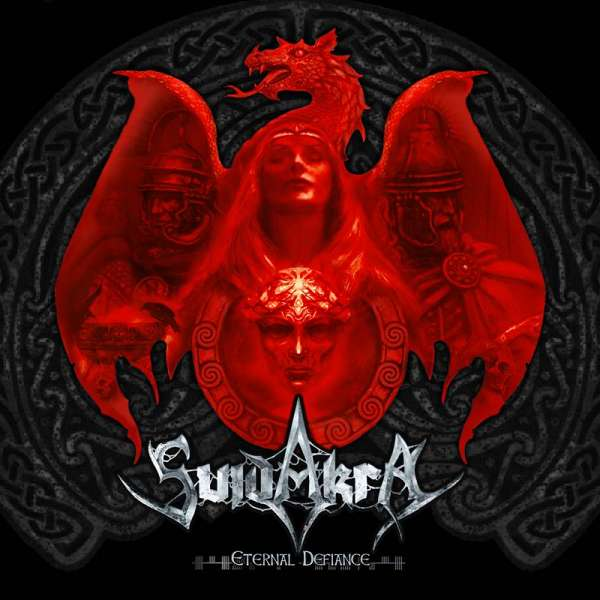 SUIDAKRA - Eternal Defiance (Digipak)