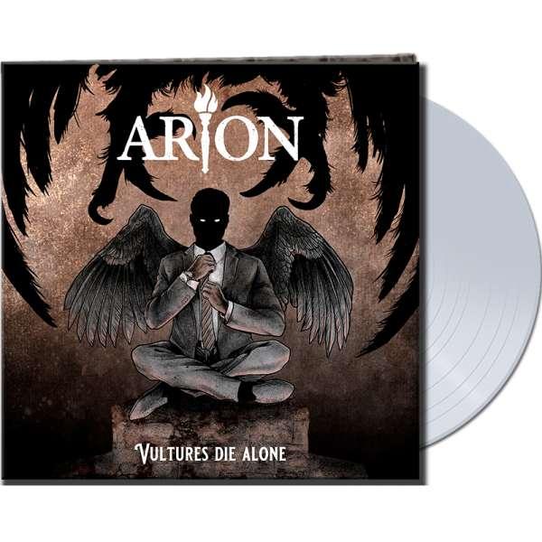 ARION - Vultures Die Alone - Ltd. Gatefold TRANSPARENT LP